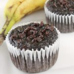 Low Carb Cocoa Banana Guilt-Free Dessert Muffin