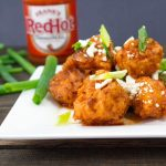 Buffalo Cauliflower Bites {CPK Inspired}