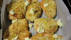 Butter lemon added
