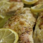 Lemon Honey Baked Chicken Breast