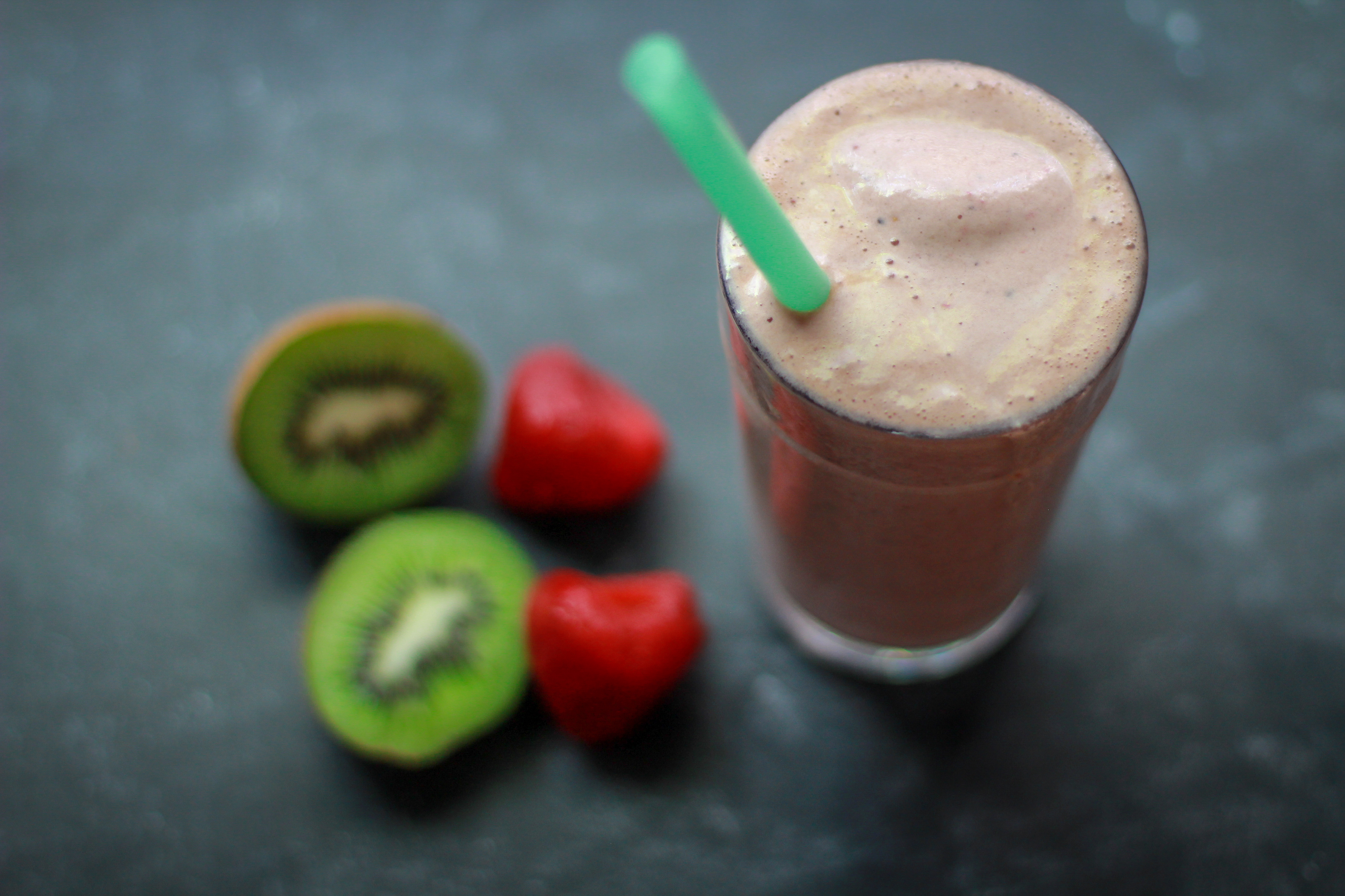 Kiwi Quencher Tropical Smoothie Copycat Recipe
