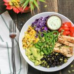 Sante Fe Power Bowl (CPK Copycat Recipe)