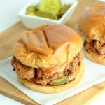 Popeyes Famous Chicken Sandwich Copycat Recipe