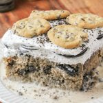 Cookies & Cream Tres Leches Cake
