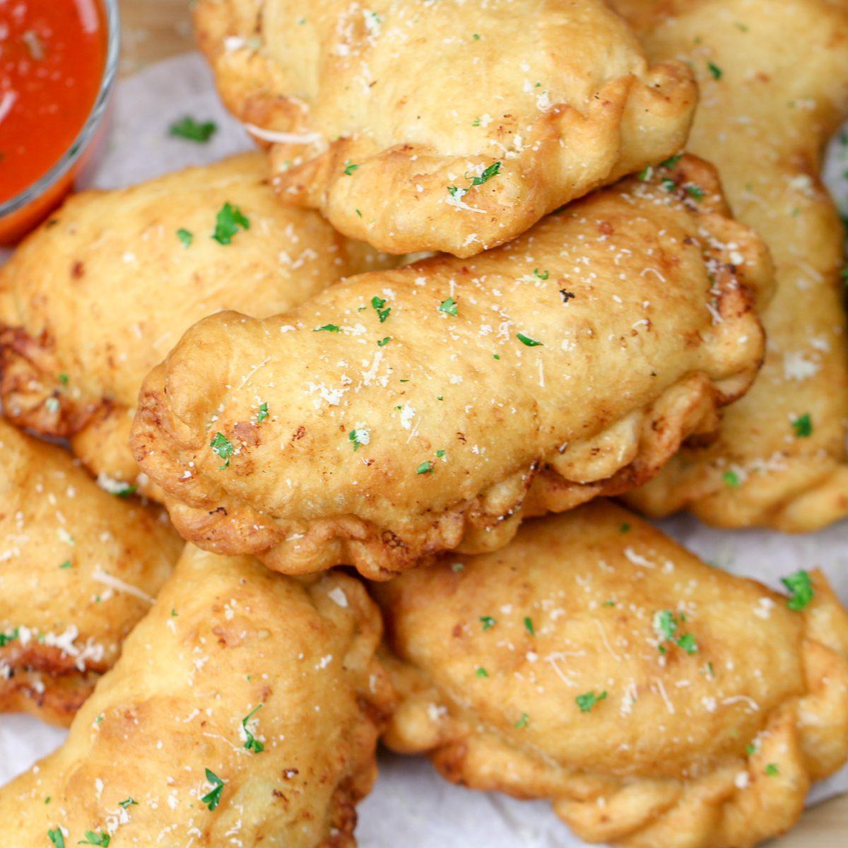 Chicken Alfredo Fritta Olive Garden Copycat Recipe Bad Batch Baking