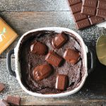 High Protein Keto Friendly Chocolate Mug Cake