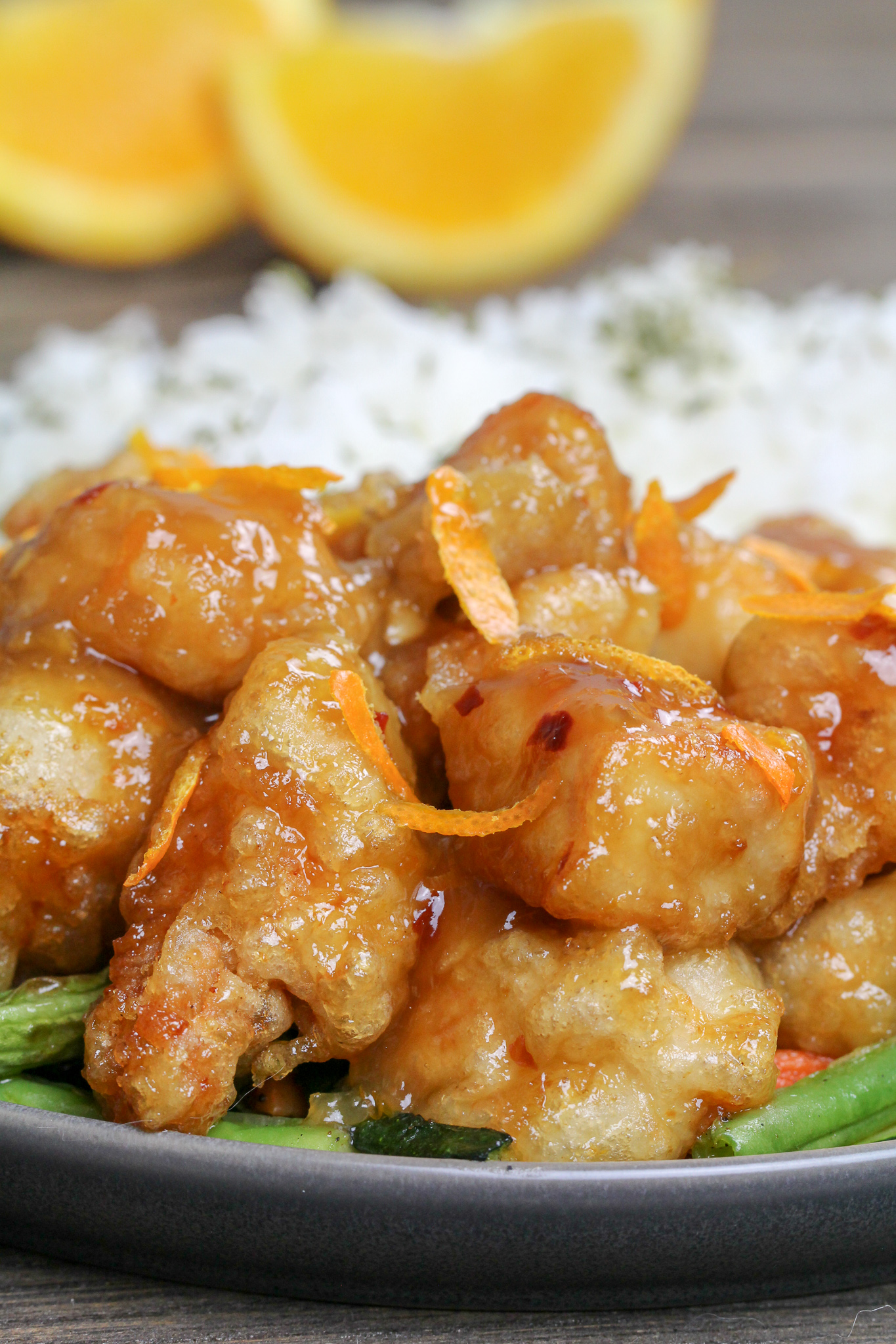Cheesecake Factory Orange Chicken Copycat Recipe