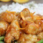 Cheesecake Factory Orange Chicken Copycat Recipe