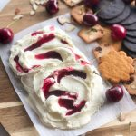 Cherry Almond Mascarpone Dip Recipe