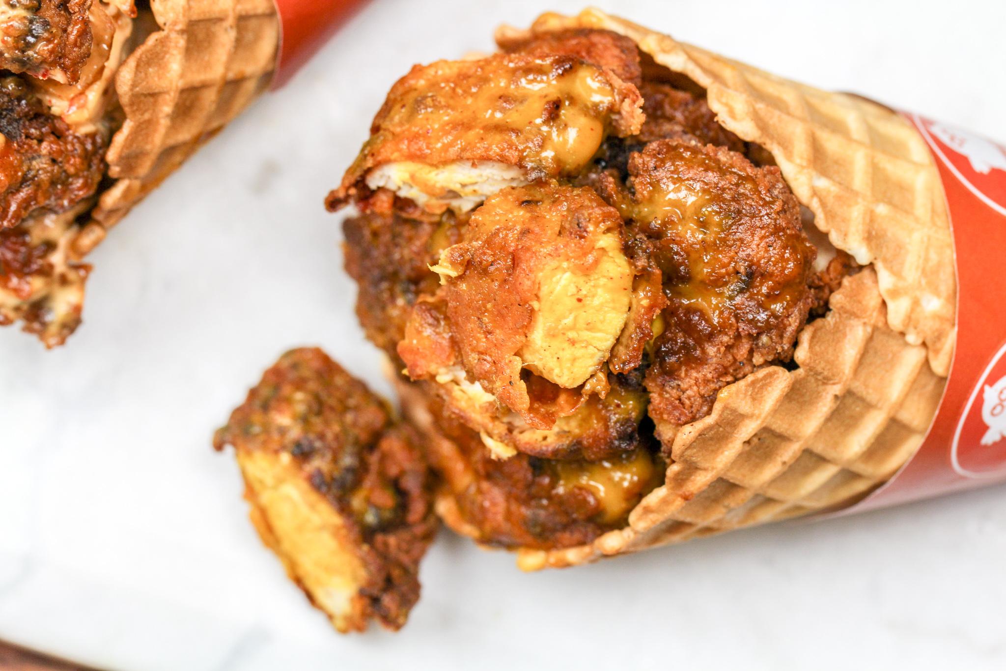 Chick N' Cone Copycat Recipe