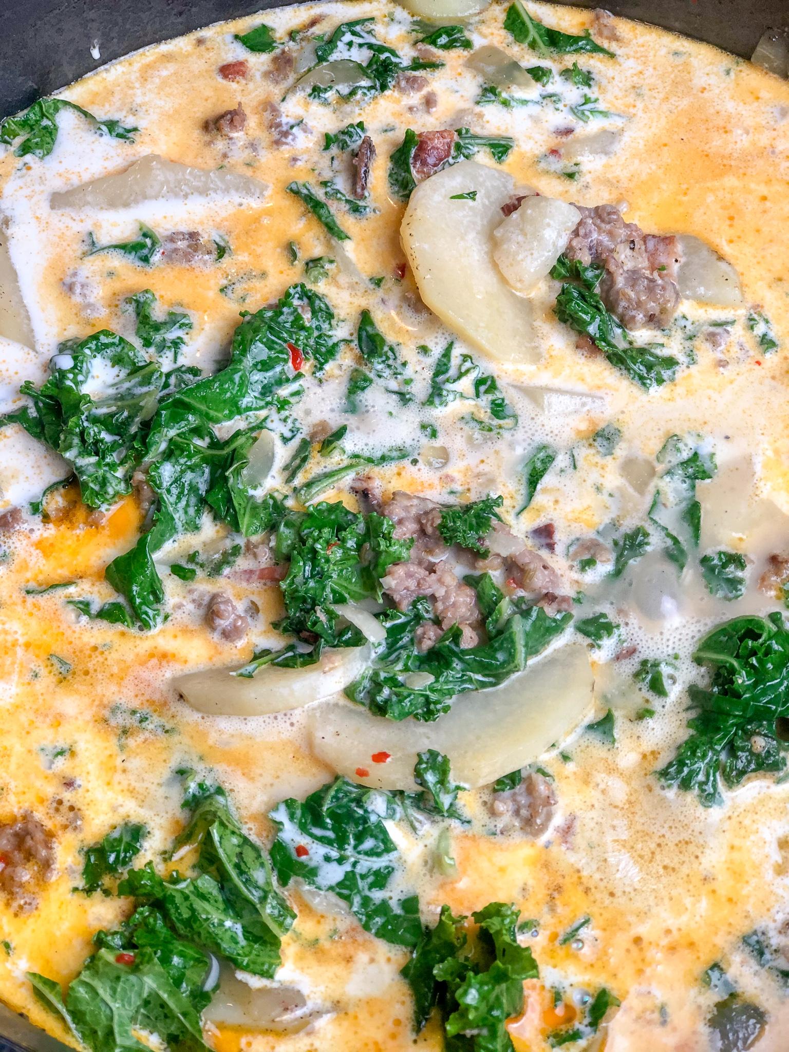 30 Minute Zuppa Toscana Olive Garden Copycat Recipe