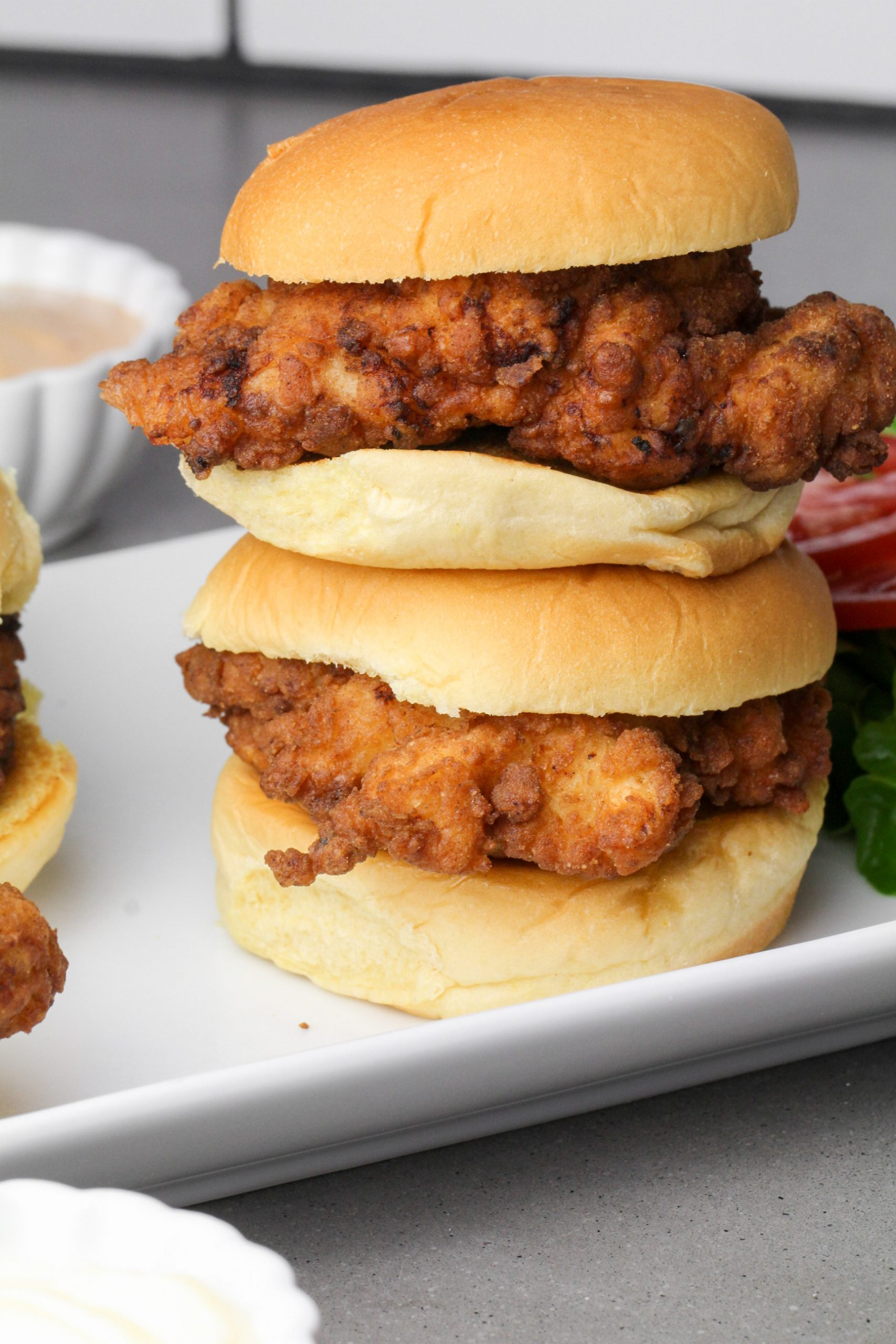 Southern Fried Chicken Sliders Cheesecake Factory Copycat Recipe