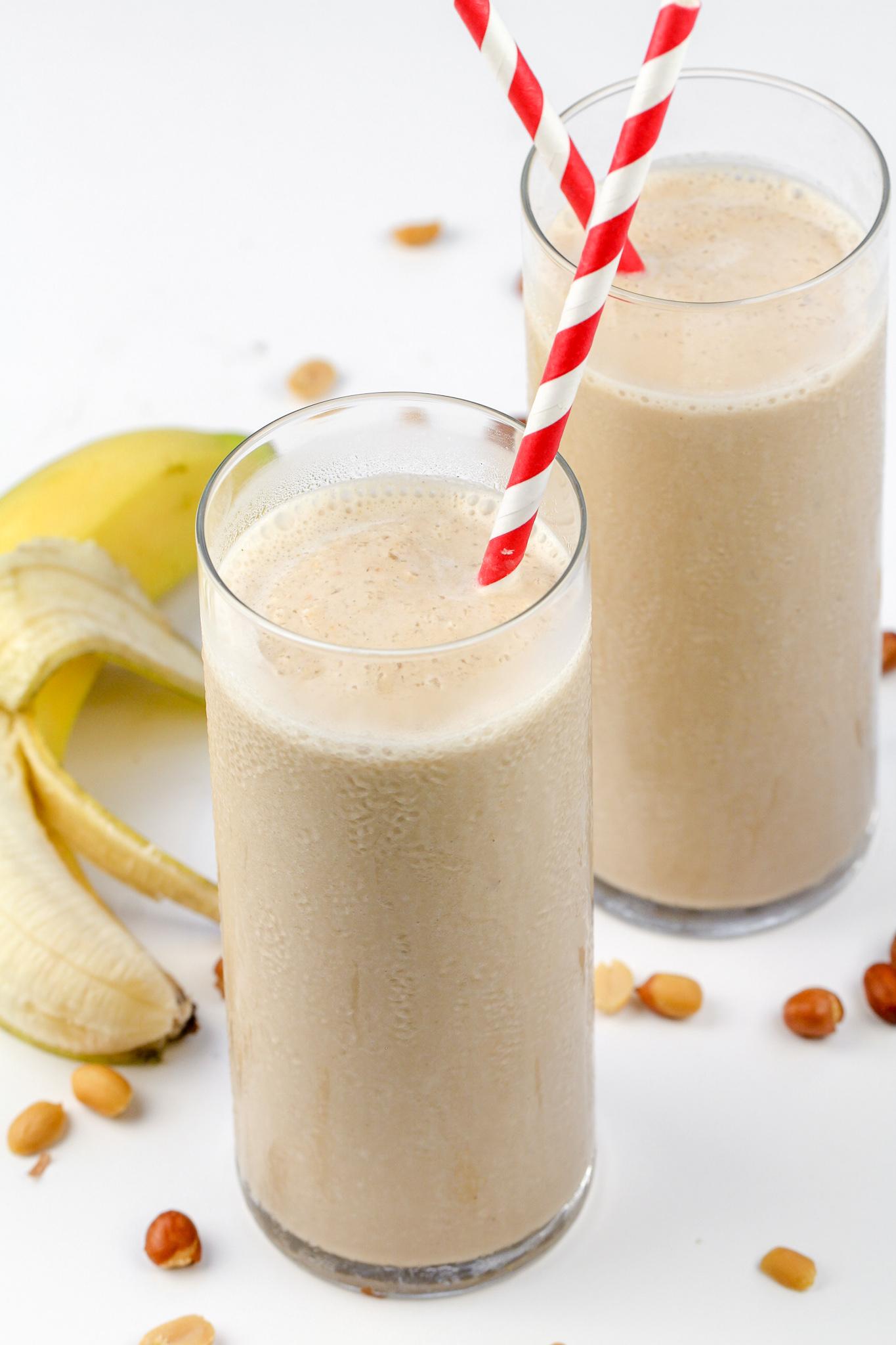 Peanut Paradise Tropical Smoothie Copycat Recipe