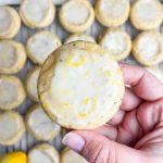 Tart Soft-Baked Lemon Cookies